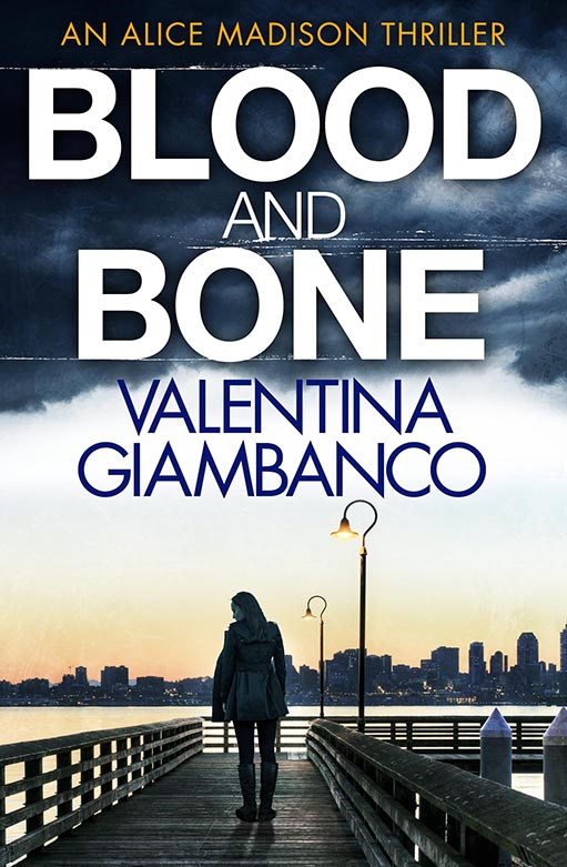 'Blood And Bone' new packaging cover