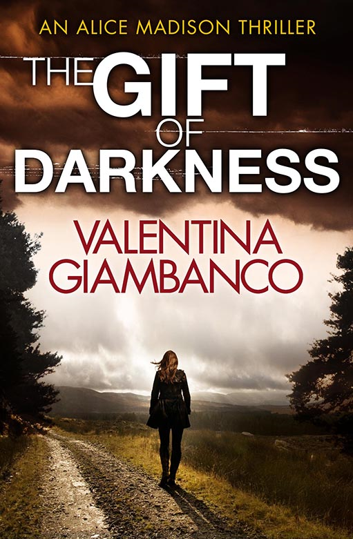 'The Gift Of Darkness' new packaging cover